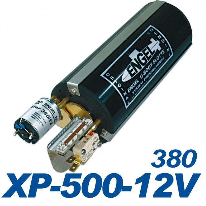 Kolbentank XP500-12V 380