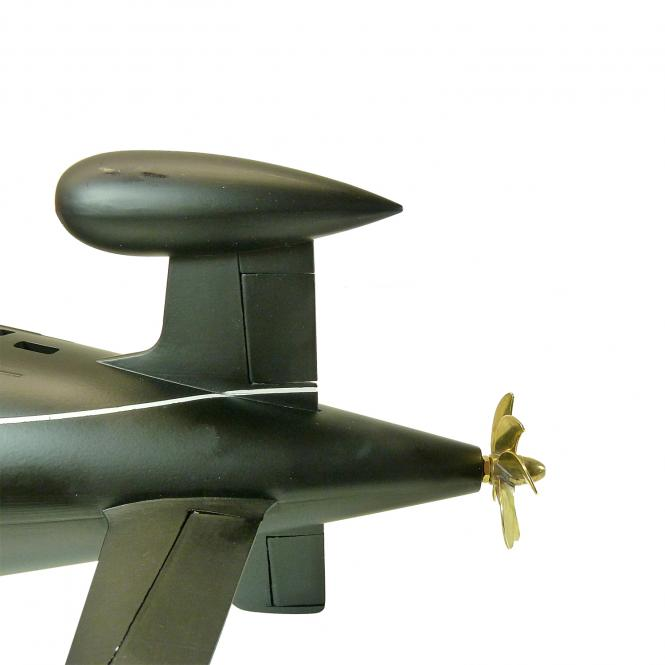 AKULA II U-Bootmodell