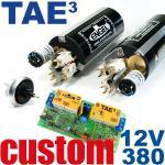 Tauchsystem TAE in 12V mit 380er Motoren -SONDERANFERTIGUNG-