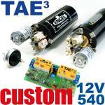 Tauchsystem TAE in 12V mit 540er Motoren -SONDERANFERTIGUNG-