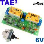 Schalteinheit TAE3 6V - Komplettset