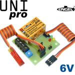 Ballast Tank Switch Proportional UNIpro 6V