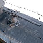 Geschütz 127 mm US Navy