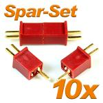 Deans Micro Plug, 10 pair