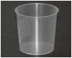 Mixing Cup 125 ml, 10 pcs.