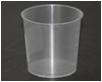Mixing Cup 125 ml, 10 pcs.