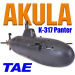 AKULA K-317 Panther with Diving System TAE