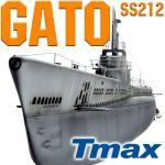 SS212 Gato mit Tauchsystem TMAX