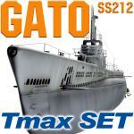 SS212 Gato TMAX SET