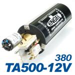 Kolbentank TA500-12V 380