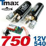 Tauchsystem Tmax 750-12V 540