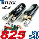 Tauchsystem Tmax 825-6V 540
