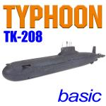 TYPHOON TK-208 MasterScale Basic Kit without Diving System