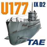 U177 type IX D2 with Diving System TAE