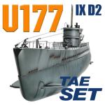 U177 type IX D2 TMAX SET