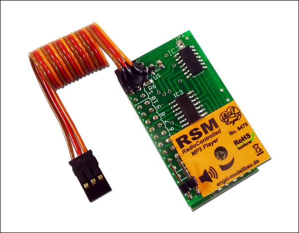 OXID eShop 4 | Sound Module RSM with MP3-Player | purchase online