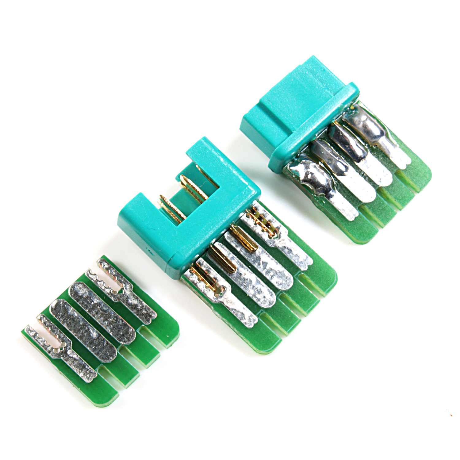 Oxid Eshop 4 Strain Relief Circuit Board For High Amp Connectors The