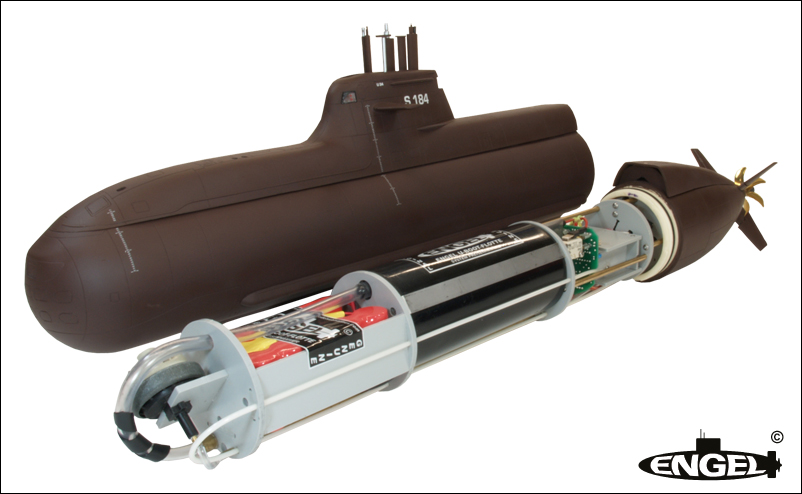 Toy Models Product : Oxid eshop a model submarine purchase online