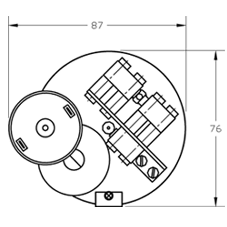 Modellbau Alexander Engel KG | Kolbentank EA825-6V 540 ... on